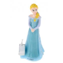 Bougie Elsa - La Reine des Neiges
