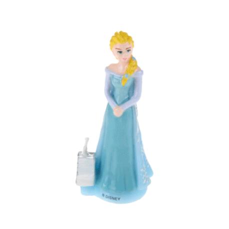 Bougie La Reine des Neiges - Elsa