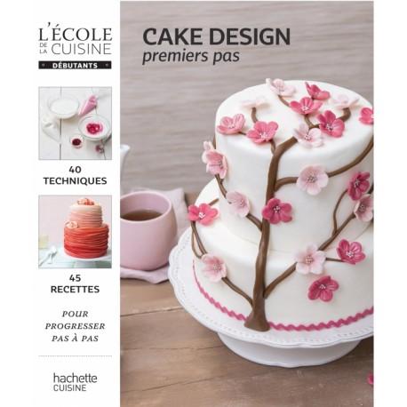 """Livre """"Cake Design premiers pas"""""""