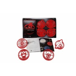 Coffret Avengers - Super Cookies