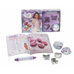 Coffret Cupcakes de Violetta