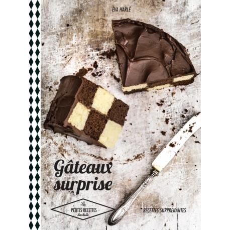"""Livre """"Gâteaux Surprise"""""""