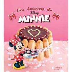 """Livre """"Les Desserts de Minnie"""""""