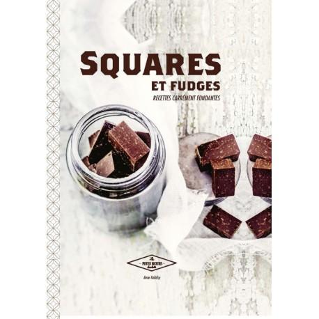 """Livre """"Squares et Fudges"""""""