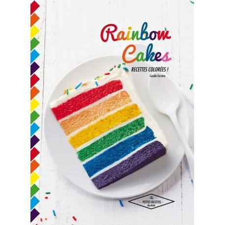 """Livre """"Rainbow Cakes"""""""