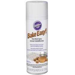 "Spray anti-adhésif ""bake easy"""