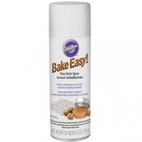 "Spray anti-adhésif ""bake easy"""