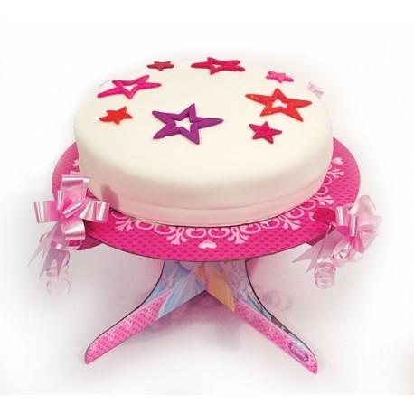 Présentoir à gâteau Princesses Disney
