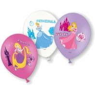 "6 ballons ""Princesses Disney"""