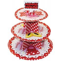 """Présentoir à cupcakes """"Minnie"""""""