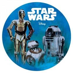 Disques azymes Star Wars - Différents modèles