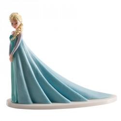 Figurine Elsa sur socle