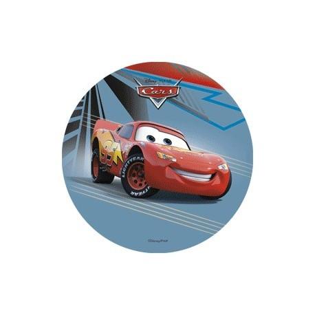 Disque azyme Cars 21cm - Différents modèles