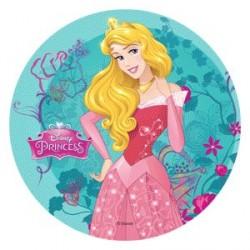 Disque azyme Princesses Disney 21cm - Différents modèles