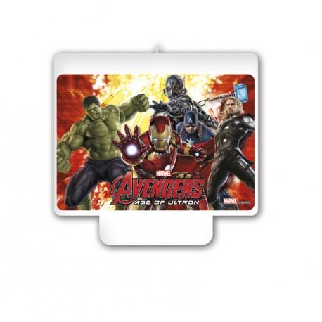 Bougie décor - Avengers Age of Ultron
