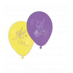 8 ballons - Fairies Disney