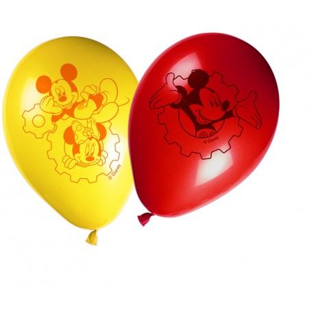 8 ballons - Mickey