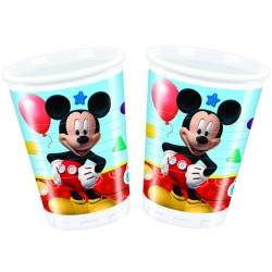 8 gobelets - Mickey