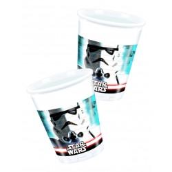 8 gobelets - Star Wars