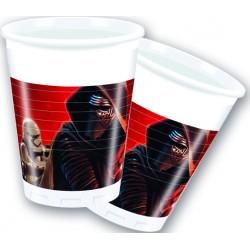 8 gobelets - Star Wars Le Reveil de la Force