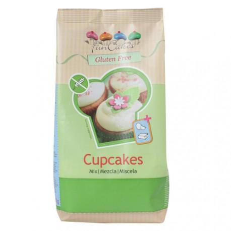 Mélange pour cupcakes sans gluten - 500 g