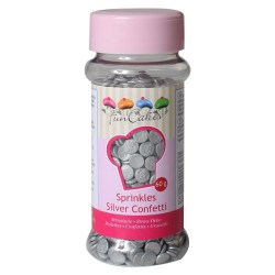 """Confettis """"argentés"""""""