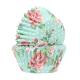"""100 Mini caissettes """"fleur"""""""
