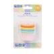 100 mini caissettes couleurs pastel