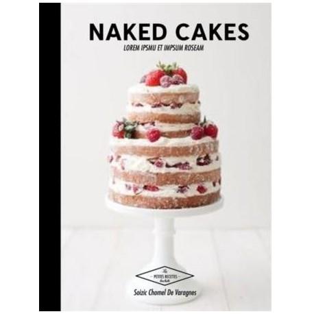 """Livre """"Nakes cakes"""""""