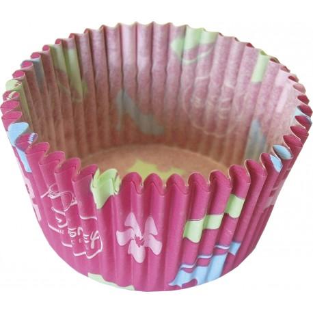 24 caissettes à cupcake - Princesses Disney