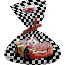 6 sacs à bonbons - Cars