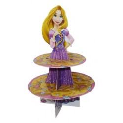 Présentoir à cupcakes - Princesses Disney