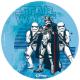 Disques de pâte à sucre Star Wars