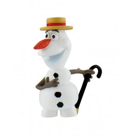Figurine olaf en t la reine des neiges - Reine des neige olaf ...