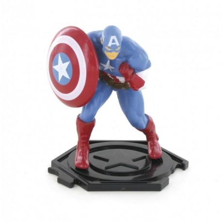 Figurine Avengers Rassemblement - Captain America