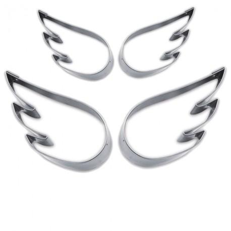 Set emporte-pièces ailes d'ange