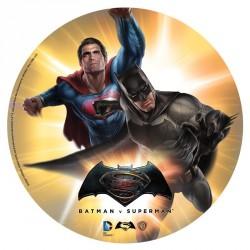 Disque azyme Batman 20 cm