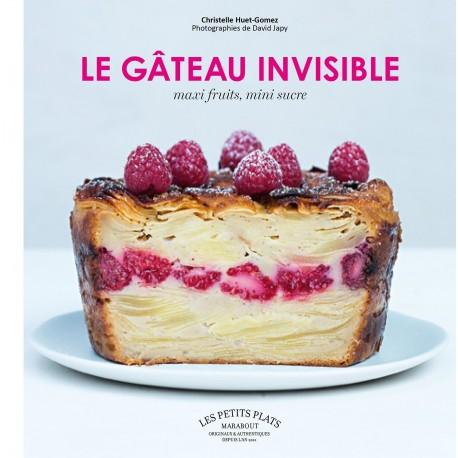 """Livre """"Le gâteau invisible"""""""