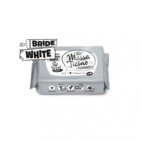 Pâte à sucre 250 g  Massa Ticino - Différentes couleurs