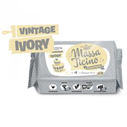 Pâte à sucre 1 kg  Massa Ticino - Différentes couleurs