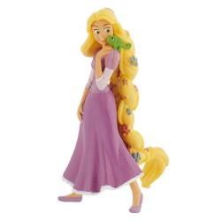 Figurine princesse Raiponce et Pascal