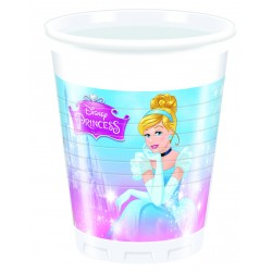 8 gobelets - Princesses Disney