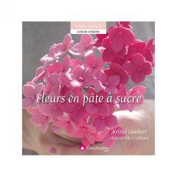"""Livre """"Fleurs en pâte à sucre"""""""