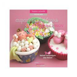 """Livre """"Cupcakes et décors en pâte à sucre"""""""