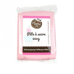 Pâte à sucre Rose - 250g