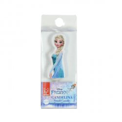 Mini Bougie Elsa - La Reine des Neiges