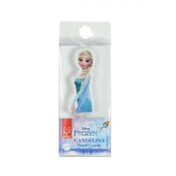 Mini Bougie La Reine des Neiges - Elsa