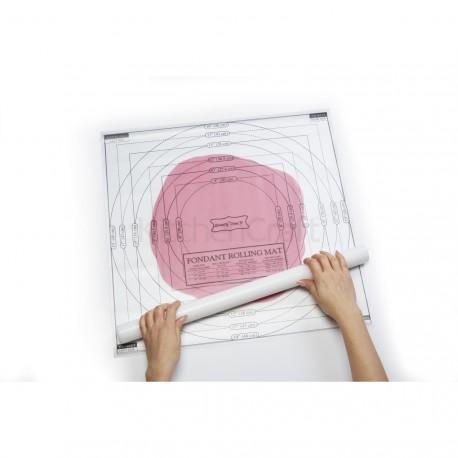 Tapis de travail gradué anti-adhésif (61cm x 43cm)