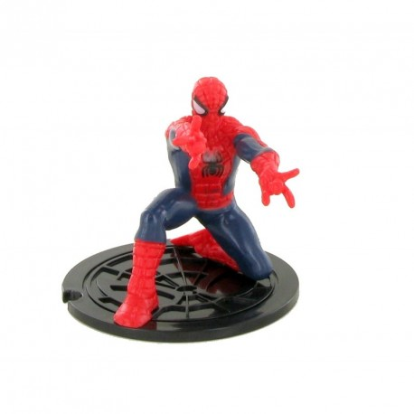 Figurine Spider-man accroupi - Ultimate Spider-man