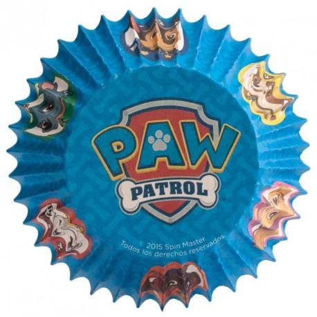 50 caissettes standard Pat' Patrouille